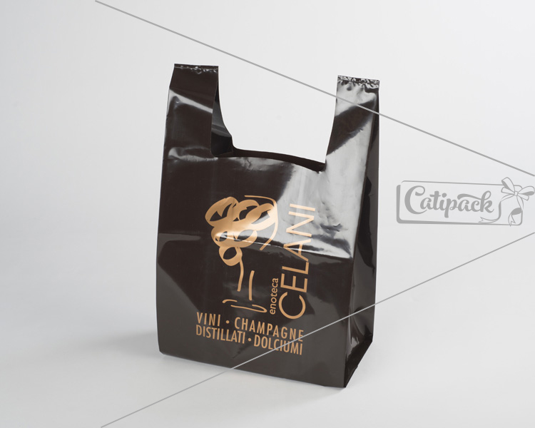 torba foliowa KOSZULKA - Catipack